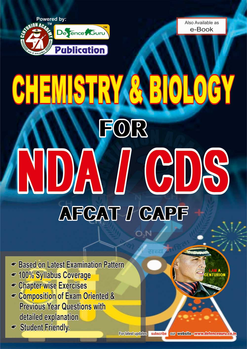 NDA CDS Chemistry and Biology